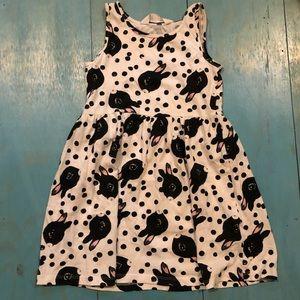 Bunny tank dress